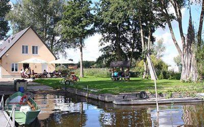 Ferienwohnungen für Angler in Vipperow / südl. Müritz