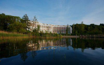 Hotel für Angler am Fleesensee